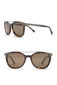 Ermenegildo Zegna Top Bar 54mm Sunglasses
