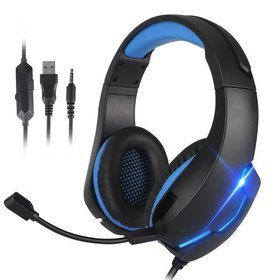 TSV J10 Over-Ear Gaming Headset for PC, PS4, Xbox