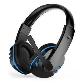 Gaming Headset for PS4, Xbox One, PC, Over-Ear Gam