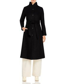 kate spade new york - Belted Maxi Coat