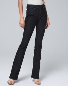 Ultimate Sculpt High-Rise Skinny Flare Jeans