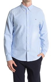 Tommy Hilfiger New England Solid Oxford Shirt