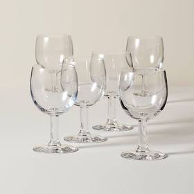 Lenox Tuscany Classics All-Purpose Glasses, Buy 4