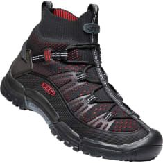 KEEN Men's Axis Evo Mid Knit Hiking Boots