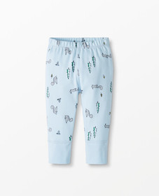 Hanna Andersson Baby Wiggle Pants In Organic Cotto
