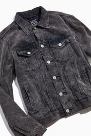 BDG Washed Corduroy Trucker Jacket