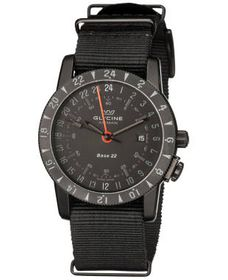 Glycine Airman Base 22 GMT Men's Automatic Watch G
