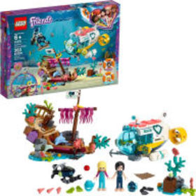Title: LEGO Friends Dolphins Rescue Mission 41378