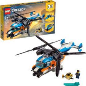 Title: LEGO Creator Twin-Rotor Helicopter 31096