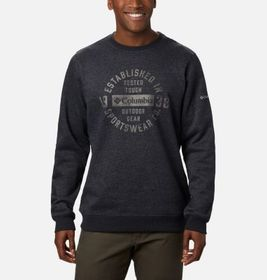 Columbia Men's Hart Mountain™ Graphic Sweatshirt