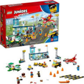 Title: LEGO Juniors City Central Airport 10764 (Re