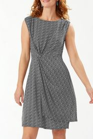 Tommy Bahama Goa Boa Side Twist Dress