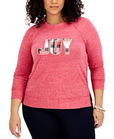 Joy Sweatshirt, Created for Macy's