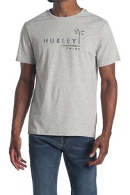 Hurley Graphic Print Jersey Short Sleeve Tee