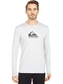 Quiksilver Solid Streak Long Sleeve Surf Tee