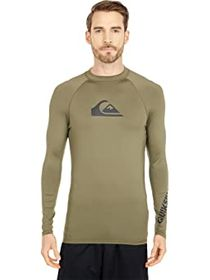 Quiksilver All Time Long Sleeve Rashguard