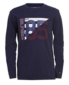Big Boys Pledge Long Sleeve T-Shirts