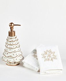 Glamour Tree 3-Pc. Bath Counter Set