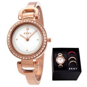Dkny Dkny Quartz Silver Dial Ladies Watch NY2890