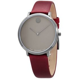 Movado Movado Modern 47 Quartz Grey Dial Ladies Wa