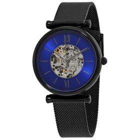 Fossil Fossil Carlie Automatic Blue Dial Ladies Wa