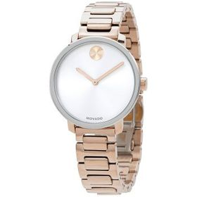 Movado Movado BOLD Shimmer Quartz Ladies Watch 360