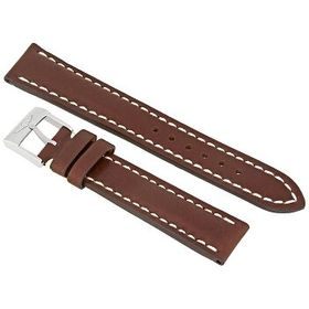 Breitling Breitling Brown 18MM Leather Strap 416X-