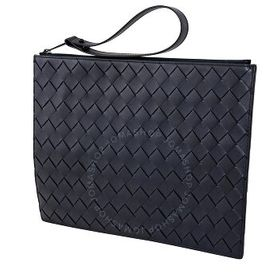 Bottega Veneta Bottega Veneta Midnight Blue Large