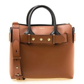 Burberry Burberry Brown Small Leather Triple Stud
