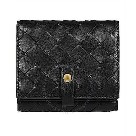 Bottega Veneta Bottega Veneta Black Intrecciato We