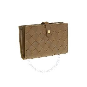 Bottega Veneta Bottega Veneta Brown Wallets