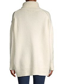 Philosophy Oversized Turtleneck Sweater