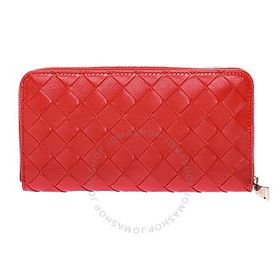 Bottega Veneta Bottega Veneta Ladies Zip Around Wa