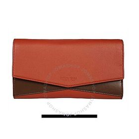 Bottega Veneta Bottega Veneta Ladies Bicolor Leath