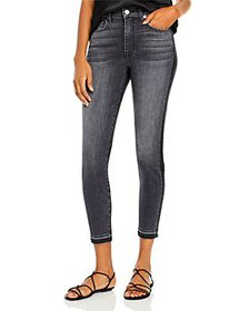 7 For All Mankind - Half Coated High Waisted Ankle