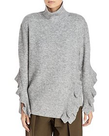 3.1 Phillip Lim - Ruffled Turtleneck Sweater