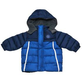 Baby Boy (12-24M) iXtreme Color Block Puffer Coat