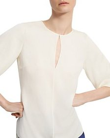 Theory - Stretch Silk Top