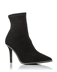 COACH - Women's Whitney Pointed Toe High Heel Boot