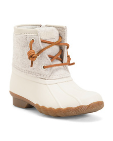 SPERRY Wool Duck Boots (Toddler)