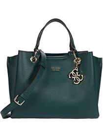 GUESS GUESS - Cami Girlfriend Satchel. Color Fores