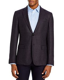 Z Zegna - Drop 8 Basketweave Slim Fit Sport Coat