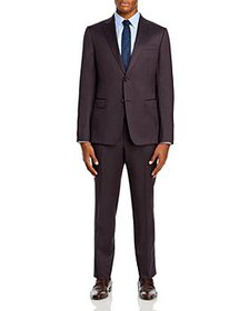 Z Zegna - Drop 8 Twill Slim Fit Suit