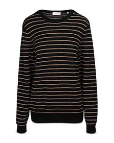 7 For All Mankind - Striped Mohair Sweater