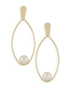 Bloomingdale's - Cultured Freshwater Pearl Oblong