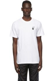 Off-White - White Pascal Arrows T-Shirt