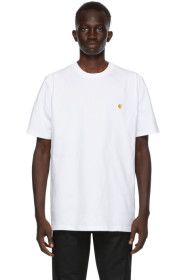 Carhartt Work In Progress - White Chase T-Shirt
