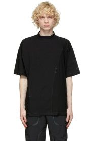 A-COLD-WALL* - Black Double-Layer T-Shirt