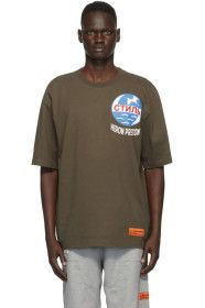 Heron Preston - Green 'Style' Inc. T-Shirt