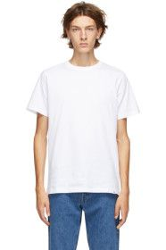 Norse Projects - White Niels T-Shirt
